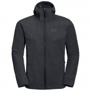 Jack Wolfskin Men's Lakeside Jacket Grå