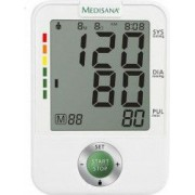 Tensiometru de brat automat Medisana BU A50 30-280 mmHg Puls Memorie 60 masuratori Alb