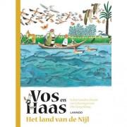 Vos en Haas: Het land van de Nijl - Sylvia Vanden Heede en Thé Tjong-Khing