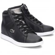 Lacoste Carnaby Evo Wedge - Sneakersy Damskie - 7-34SPW0016024