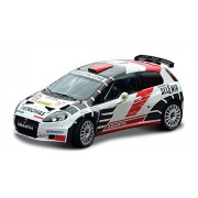 Bburago 1:24 Scale Race Abarth Grande Punto S2000 Diecast Vehicle (Styles May Vary) [Parallel Import Goods]