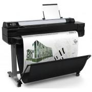 Plotter HP DesignJet T520 CQ890C, 1GB, Cutter Automat