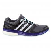 Adidas Baskets Questar Boost Tf anthracite/violet
