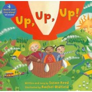 Up, Up, Up! 'With CD (Audio)', Paperback/Susan Reed Dr