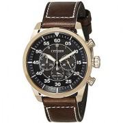 Citizen Chronograph Black Dial Mens Watch - Ca4213-00E