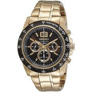 Seiko Analog Brown Dial Mens Watch - SPC236P1