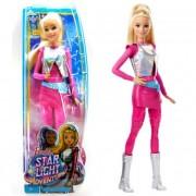 Barbie Csillagok között - pink ruhás baba