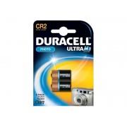 Standaard Duracell Ultra M3 CR2 batterijen (2 stuks)