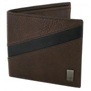 Storm Pentru bărbați portofel din piele Bernard Leather Wallet Brown/Black STABY83