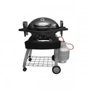 ALVA 3 burner Mondo w/ mobile cart