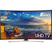 Samsung Ue55mu6220 Tv Led 55 Pollici 4k Ultra Hd 1400 Pqi Digitale Terrestre Dvb-C / Dvb-T2 Ci+ Curvo Smart Tv Wifi Web Browser Pvr Hdmi Usb - Ue55mu6220 Serie 6 ( Garanzia Italia )