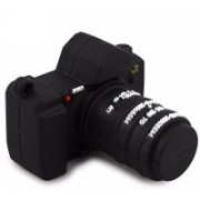 Microware Camera Shape 16GB USB Flash Drive Cool Pen Drive 16 GB Pen Drive(Black)