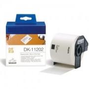 Printflow Compatível: Etiquetas Brother branco 62MM X 100MM 300UN (DK-11202)