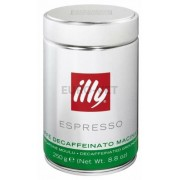 Illy Espresso Decaffeinato őrölt kávé 250 g