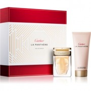 Cartier La Panthère set cadou IX. Eau de Parfum 50 ml + Loțiune de corp 100 ml