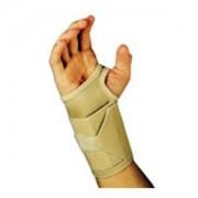 SportAid Deluxe Wrist Brace, Right, Small, Beige Part No. SA3989-R-SML Qty 1