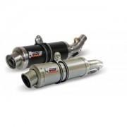 Mivv K.012.L2S - Silencieux Echappement Mivv GP Carbon Kawasaki ZX-10R Ninja 04/05