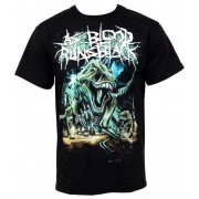 tricou stil metal bărbați As Blood Runs Black - T-Rex - PLASTIC HEAD - PH5892