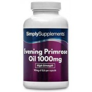 Simply Supplements Evening-primrose-oil-1000mg - Large