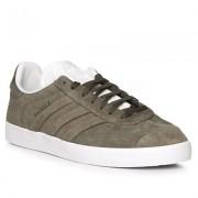 Adidas ORIGINALS Schuhe Herren, Velours, grau