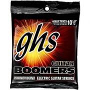GHS Strings GB10 1/2 Guitar Boomers Nickel-Plated Electric Guitar Strings Light + (.010 1/2-.048)