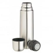TRIBALSENSATION Stainless steel vacuum flask 500ml - hot cold tea drink camping vacuum
