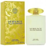 Versace Yellow Diamond leite corporal para mulheres 200 ml