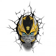 3D Lights Transformer Bumblebee Night/Safety Light