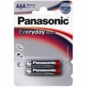 PANASONIC baterije LR6EPS/2BP - AA 2kom alkalne Everyday