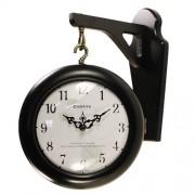 Castita Часы настенные двусторонние Castita 704BK