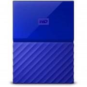 "WD Mi Pasaporte 4TB 2.5"" Unidad Externa USB3.0 WDBYFT0040BBL - Azul"