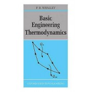 Thermodynamique de l'ingénierie de base par Whalley & P. B. Department of Engineering Science & Department of Engineering Science & University of O...