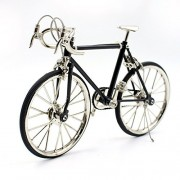 T.Y.S Racing Bike Model Alloy Simulated Road Bicycle Model Decoration Gift