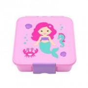 Little Lunchbox Co Little Lunchbox Zeemeermin - 3 vakken