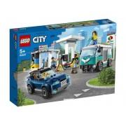 Lego Конструктор Lego City Станция технического обслуживания 60257