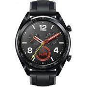 Huawei Watch GT Sport Silicone Strap FTN-B19 Negru Grafit