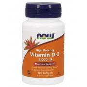 Now Vitamin D3-kapszula 120 db