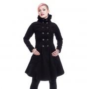 kabát dámský VIXXSIN - ELIANA - BLACK - POI631