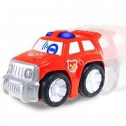 Masinuta de pompieri GO GO Little Learner, 12 luni+