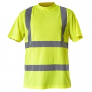 Tricou reflectorizant / verde - 3xl