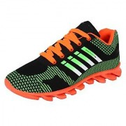 World WEAR Mens Multicolor Lace-up Smart Casuals