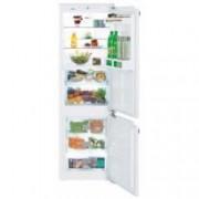 Combina frigorifica incorporabila ICBN 3324-21 Comfort , A++ , No frost , Alb , 4 rafturi , 237 L