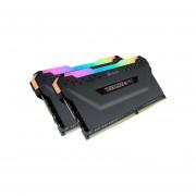 Kit Memoria RAM Vengeance RGB Pro DDR4, 3600MHz, 16GB