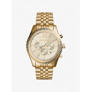 Lexington Gold-Tone Watch