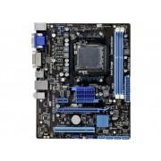 Asus Moderkort Asus M5A78L-M LE/USB3 AMD AM3+ Micro-ATX AMD® 760G