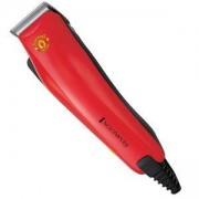 Машинка за подстригване Remington HC5038 ColorCut Manchester United, 11 гребена, Наметало за подстригване, Червена