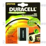 Duracell Videokamera Batteri Sony 7.4v 1640mAh (NP-FH60)