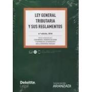 Hernández Vergara, Adela / Herrero De Egaña Y Espinosa De Los Monteros, Juan Manuel Ley general tributaria y sus reglamentos (papel + e-book)