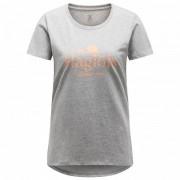 Haglöfs Women`s Mirth Tee T-shirt (S, grigio)