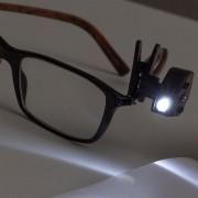 Clips cu LED pentru Ochelari Presence Light Presence Light
